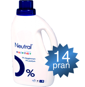 Neutral - płyn do prania kolor 1000ml